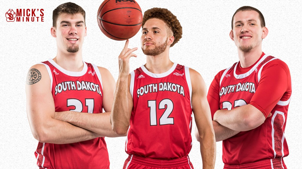 a71af06000 Senior trio reflects on Coyote basketball career - University of ...